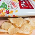 秋限定 北海道のとれたて新じゃが ザクッと厚切りのポテトチップス