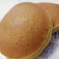 さつまいもあんから秋を感じます 「徳島県産鳴門金時パンケーキ」