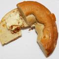 りんごシナモンレアチーズケーキ(〃艸〃)※レンチンもイケる