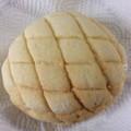 ふわふわホイップのメロンパン