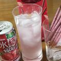甘酸っぱくて美味しい(^ ^)