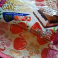 ストロベリーチョコレートアイス!