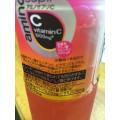 機能性飲料。風邪引いてるので。