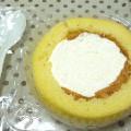 ローソンのプレミアムロールケーキを食べてみました