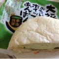 白パンだけど。。。