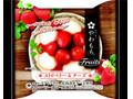 井村屋 やわもちアイス Fruits ストロベリー&チーズ 袋100ml