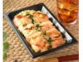 ローソン 3種チーズと明太マヨのお好み焼