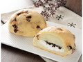 ローソン チョコメロンパン チョコチップ&ホイップ
