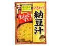 旭松 ひきわり納豆汁 袋46.5g