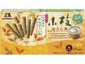森永製菓 小枝 宇治ほうじ茶 箱4本×11