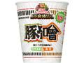 日清食品 カップヌードル スーパー合体シリーズ 味噌&旨辛豚骨 カップ84g