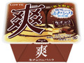 ロッテ 爽 生チョコinバニラ カップ185ml