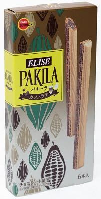 ブルボン パキーラカフェラテ味