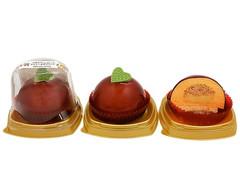 おいもたっぷり!セブン「安納芋のムースケーキクッキー&芋ブリュレ」全国各地で新発売