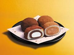 ローソンUchi Café×GODIVA新作はショコラとマロンの一口大福!