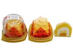 かぼちゃの甘味たっぷり♪セブン「パンプキンモンブラン」全国で新発売