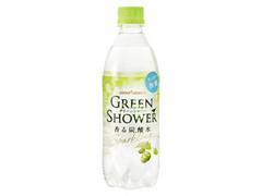 ポッカサッ グリーンシャワー 香る炭酸水 すっきり無糖 ペット500ml