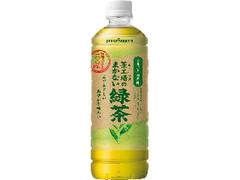 ポッカサッポロ 茶工場のまかない緑茶 ペット600ml