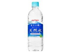 ポッカサッポロ 富士山麓のおいしい天然水 ペット530ml