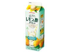 ポッカサッポロ レモンの酢 ダイエット パック1000ml