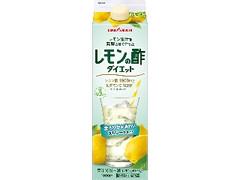 ポッカサッポロ レモン果汁を発酵させて作ったレモンの酢 ダイエットストレート パック1L