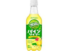 ポッカサッポロ がぶ飲み パインサイダー ペット450ml