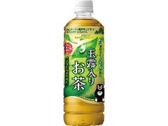 ポッカサッポロ 玉露入りお茶 熊本城復旧応援ラベル ペット600ml