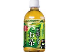 ポッカサッポロ 玉露入りお茶 熊本城復旧応援ラベル