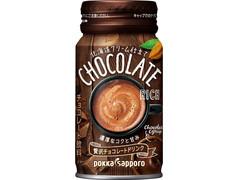 ポッカサッポロ 北海道クリーム仕立て 贅沢チョコレート