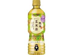 ポッカサッポロ 熊本 おいしい玄米茶 ペット525ml