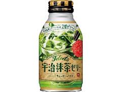 ポッカサッポロ JELEETS 宇治抹茶ゼリー 缶265g