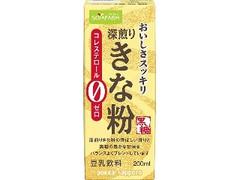 ソヤファーム おいしさスッキリ きな粉豆乳飲料 パック200ml