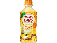 ポッカサッポロ ぽっかぽかレモン ペット345ml