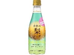 ポッカサッポロ 日田の梨ソーダ ペット410ml