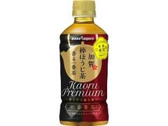 ポッカサッポロ 加賀棒ほうじ茶 香る一番茶 ペット345ml