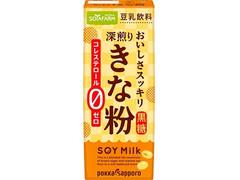ソヤファーム おいしさスッキリ きな粉豆乳飲料