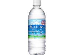 ポッカサッポロ 富士山麓のおいしい天然水