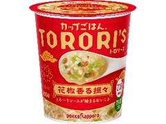 ポッカサッポロ カップごはんトロリ~ズ 花椒香る担々 カップ1食