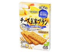 アサヒフード&ヘルスケア バランスアップ チーズ玄米ブラン 箱3枚×5