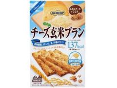 アサヒフード&ヘルスケア バランスアップ チーズ玄米ブラン 袋3枚×5