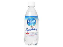 アサヒ おいしい水 カルピスの乳酸菌スパークリング ペット500ml