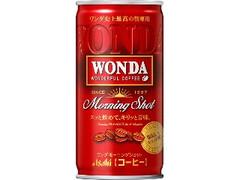 アサヒ ワンダ モーニングショット 缶185g
