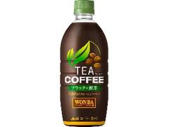 アサヒ ワンダ TEA COFFEE ブラック×煎茶 ペット525ml