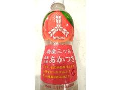 アサヒ 特産三ツ矢 福島県産あかつき ペット460ml