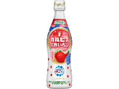 カルピス カルピス 完熟いちご ボトル470ml