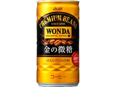 アサヒ ワンダ 金の微糖 缶185g