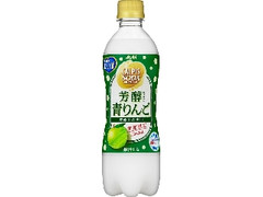 カルピス カルピスソーダ 芳醇青りんご ペット500ml