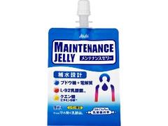 アサヒ メンテナンスゼリー 補水設計from 守る働く乳酸菌 袋180g