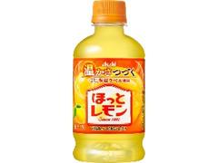 アサヒ ほっとレモン ペット325ml