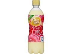 アサヒ カルピスソーダ やわらか白桃 ペット500ml